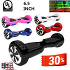 New Self balancing Electric Scooter Hover Smartboard 65 UL2272 Hoverboard
