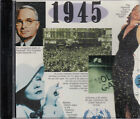 1945 A Time To Remember CD Peggy Lee Jo Stafford Nat King Cole Judy Garland