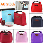 Thermal Insulated Cooler Waterproof Picnic Lunch Bag Lunch Box Storage Portable