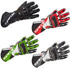 Spada Motorcycle Bike Mens Predator II Leather Moulded Riding Gloves Size S-XXL