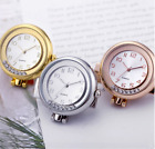 Stainless Steel Nurse Watch Tunic Fob Nursing Pendant Clip Pocket Quartz Watch U
