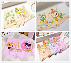 4 pcs Packed Little Bee Boxers Children Girl Briefs Panties Underpants Underwear