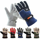 1 Pair Winter Sports Gloves Windproof -30℃ Ski Motorcycle Riding Gloves User
