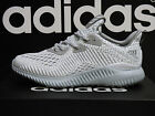 NEW AUTHENTIC ADIDAS Alphabounce AMS women's running shoes - White; BW1132