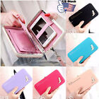 Women Leather Wallet Purse Lady Clutch Handbag Phone Card Holder Tote Bag Box US
