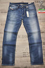 DIESEL LARKEE 840F 0840F 32 33 34 L32 STRAIGHT NEW MENS JEANS STRETCH WHISKERING