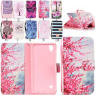 Magnetic Flip Card PU Leather Wallet + TPU stand Case Cover For LG X style phone