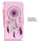 Magnetic Patterned PU Leather Card Slot Wallet Stand Phone Case Cover For iPhone