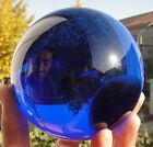 40-200mm Round Glass Crystal ball Sphere Buyers select the size