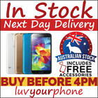 Samsung Galaxy S5 Mini 16GB G800Y All Colours 4G LTE *Fast Delivery Aussie Stock