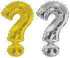 """Big Foil Balloons All Letters,Number & Symbols 34"""" -Free Shipping"""