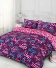 Pieridae sleep design plum bed Set Duvet Cover with Pillowcases all sizes