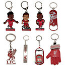 New Liverpool F.C Official Licensed Football Team KeyRings Design Key Chain Gift