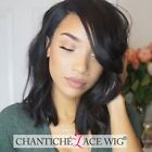 Brazilian Remy Human Hair Wigs Lace Front Natural Wave Full Lace Wig For Women