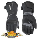 NEW CAN-AM SPYDER MENS SYMPATEX GLOVES  BLACK  LARGE  4462330990  CLEARANCE