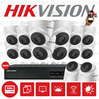 Official HIKVISION ALL IN ONE 16Ch HIKVISION HDMI P2P & 14X 1080P 20M IR EXIR UK