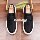 Mens fashion Loafers Pull On Casual Flats Moccasins Plateform Shoes Board Pumps