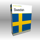 Learn to Speak SWEDISH - Complete Language Training Course Disc with Audio
