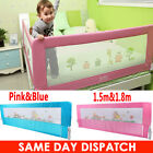 DIY Child Toddler Bed Rail Safety Protection Guard Folding Bedrail 150/ 180cm UK