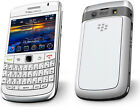NEW CONDITION BLACKBERRY 9700 BOLD WHITE/BLACK (UNLOCKED) SMARTPHONE +WARRANTY