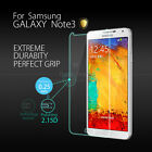 Samsung Note 2, Note 3, Note 4, Note 5 Bundled Tempered Glass Screen Protector