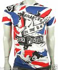 NEW! Giant Anarchy in UK Punk seditionaries reproduction  sex PISTOLS  S-4XL