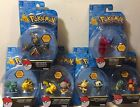 Tomy POKEMON Single Battle 2in Action Figures NEW Battle Pose