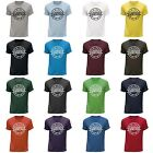 STUFF4 Men's Round Neck T-Shirt/Made In Nashville/CS