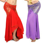 Deluxe New Belly Dance Fishtail Skirt/Dress Long Skirt Mermaid Dancing Costume