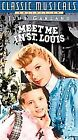 Meet Me in St. Louis (VHS, 2000, Classic Musicals Includes Extras)