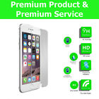 100% Premium Tempered Glass Screen Protector For iPhone Samsung Sony Nokia LG