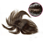 6cmx8cm Top Pieces Clip in Toppers 100% Human Hair Topper Long Hairpiece