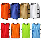 Unisex Gym Team Basketball Soccer Football Training Jerseys Vest Tops Sports NG