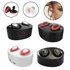 Twins Mini TWS Wireless Bluetooth Stereo Headset In-Ear Earphone Earbuds Headset