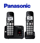 Panasonic KX-TG3634B Expandable Cordless Phone System with Answering Machine
