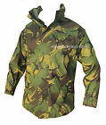DPM/Woodland Camo GORETEX JACKET - Waterproof - CADET/British/Army/Military - XL