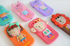 New Silicone Cute Character Samsung galaxy S III_ HelloGeeks Galaxy S3 Soft Case