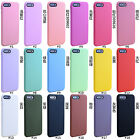 Silicone Cute Candy Soft TPU Back Case Cover 1.5mm For Apple iPhone 6 6s 7 Plus