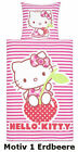 Renforce Bettwäsche Hello Kitty NEUWARE 50% Microfaser 50% Baumwolle