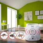 Plug in Ultrasonic Electronic Cockroach Mouse Pest Bug Mosquito Repeller Scare #