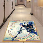 Kingdom Hearts Cute Square Velboa Floor Rug Carpet Room Doormat Non-slip Mat #18
