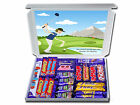 Personalised ANY OCCASION Mens Gifts For Him Keepsake Gift Hamper Box GOLF THEME