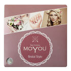 MoYou Nail Fashion Bridal nail art Stamping Plates, 9 plates to choose from