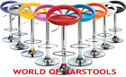 CRESCENT FUNKY BREAKFAST BAR STOOL IN NINE COLOURS!!