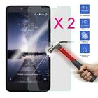 2x 9H Premium HD Tempered Glass Screen Protector for ZTE ZMax Pro Z981 ZTE Carry