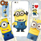 Minions Cover for Samsung Galaxy S8 Plus, Quality Painted Case WeirdLand