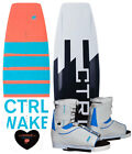 CTRL THE VOGUE 129 2015 inkl. VOGUE Boots Wakeboard Set inkl. Bindung