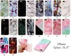 Anti-slide Marble Slim Soft TPU Phone Case For Apple iPhone 4 5S 6 7 6/7 plus