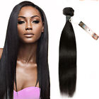 3 Bundles Emerald Unprocessed Brazilian Human Hair Straight Weft Remy Natural 7A
