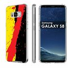 "Samsung Galaxy [S8] Ultra Slim Cover Case [5.8"" Screen Protector] Design [G]"